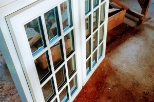 Timber Casement Windows - Manufactured and Fitted by Bonmahon Joinery Ltd.